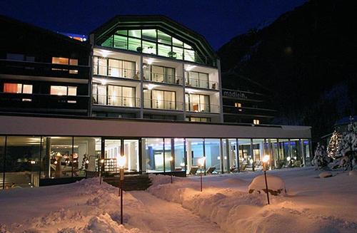 Ischgl hotels die besten 4 sterne und 5 sterne hotels in for Designhotel madlein ischgl
